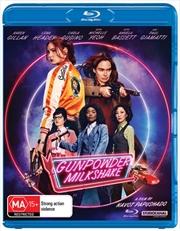 Gunpowder Milkshake | Blu-ray
