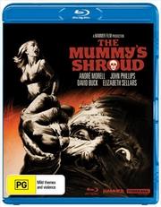 Mummy's Shroud | Classics Remastered, The | Blu-ray