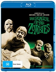 Plague Of The Zombies | Classics Remastered, The | Blu-ray