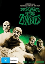Plague Of The Zombies | Classics Remastered, The | DVD
