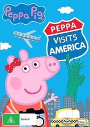 Peppa Pig - Peppa Visits America | DVD