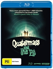 Quatermass And The Pit | Classics Remastered | Blu-ray