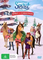 Spirit Riding Free - Spirit Of Christmas | DVD