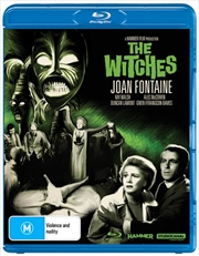 Witches | Classics Remastered, The | Blu-ray