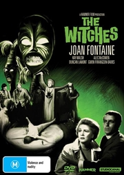 Witches | Classics Remastered, The | DVD