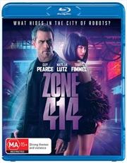 Zone 414 | Blu-ray