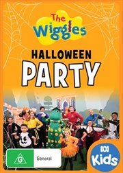 Wiggles - Halloween Party | DVD