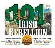 101 Songs Of Irish Rebellion   CD