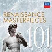 101 Renaissance Masterpieces   CD