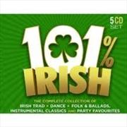 101 Irish   CD