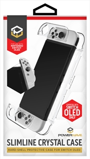 Powerwave Switch OLED Slimline Crystal Case | Nintendo Switch