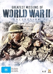 Greatest Missions Of WWII | Collection | DVD
