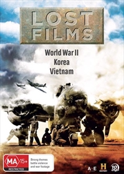 World War II / Korea / Vietnam - Lost Films | Collector's Edition | DVD