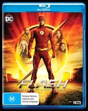 Flash - Season 7, The | Blu-ray