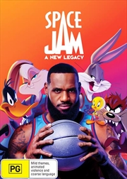 Space Jam - A New Legacy | DVD