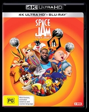 Space Jam - A New Legacy | Blu-ray + UHD | UHD