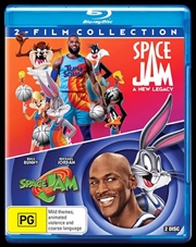 Space Jam / A Space Jam - New Legacy | 2-Film Collection | Blu-ray