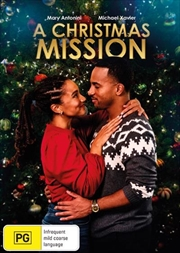 A Christmas Mission | DVD