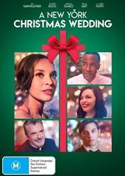 A New York Christmas Wedding | DVD