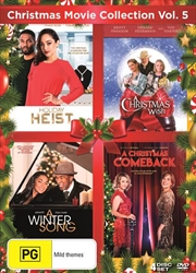 Christmas Movie Collection - Vol 5 | DVD