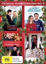 Christmas Movie Collection - Vol 6 | DVD