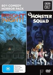 Comedy-Horror Pack   Cinema Cult   DVD