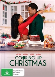 Cooking Up Christmas | DVD