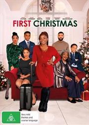 First Christmas   DVD