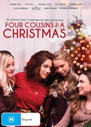 Four Cousins And A Christmas | DVD