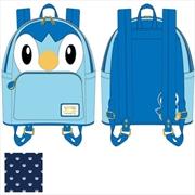 Pokemon - Piplup Mini Backpack | Apparel