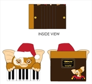 Loungefly - Gremlins - Gizmo Holiday Keyboard Zip Purse | Apparel