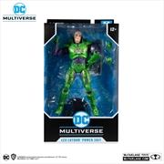 """DC Comics - Lex Luthor Power Suit Green 7"""" Action Figure   Merchandise"""