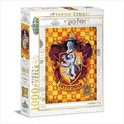 Harry Potter Gryffindor 1000 Piece Puzzle | Merchandise