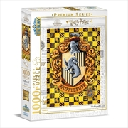 Harry Potter Hufflepuff 1000 Piece Puzzle | Merchandise