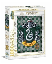 Harry Potter Slytherin 1000 Piece Puzzle | Merchandise