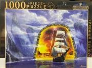 Tall Ship Portal 1000 Piece Puzzle | Merchandise