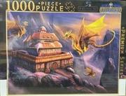 Helia Dragons Sanctuary 1000 Piece Puzzle | Merchandise