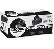 Vinyl Record Cleaning System | Accessories