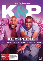 Key and Peele Complete Collection | DVD