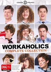 Workaholics | Series Collection | DVD