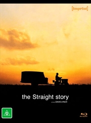 Straight Story   Imprint Collection 61, The   Blu-ray