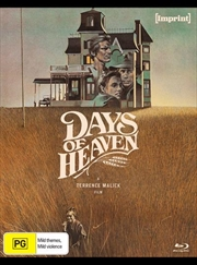 Days Of Heaven | Imprint Collection 62 | Blu-ray