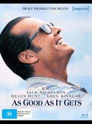As Good As It Gets | Imprint Collection 65 | Blu-ray