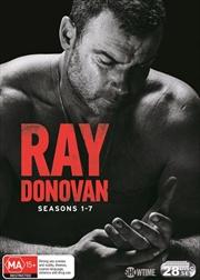 Ray Donovan - Season 1-7   Boxset   DVD
