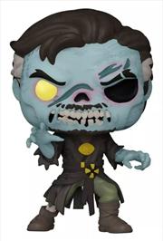 What If - Zombie Doctor Strange US Exclusive Pop! Vinyl [RS] | Pop Vinyl