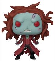 What If - Zombie Scarlet Witch Pop! Vinyl | Pop Vinyl
