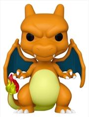 "Pokemon - Charizard US Exclusive 10"" Pop! Vinyl [RS] | Pop Vinyl"