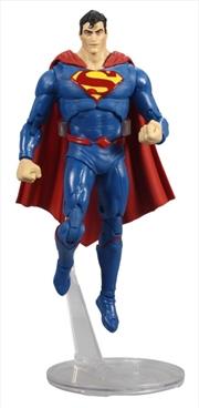"Superman - Superman Rebirth 7"" Action Figure | Merchandise"
