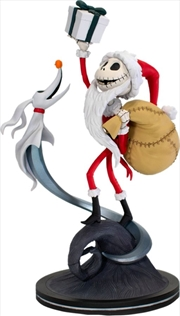 The Nightmare Before Christmas - Sandy Claws Q-Fig Elite | Merchandise