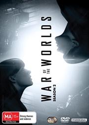 War Of The Worlds - Season 2   DVD